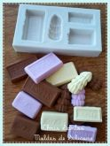 Molde kit Chocolates by Bee